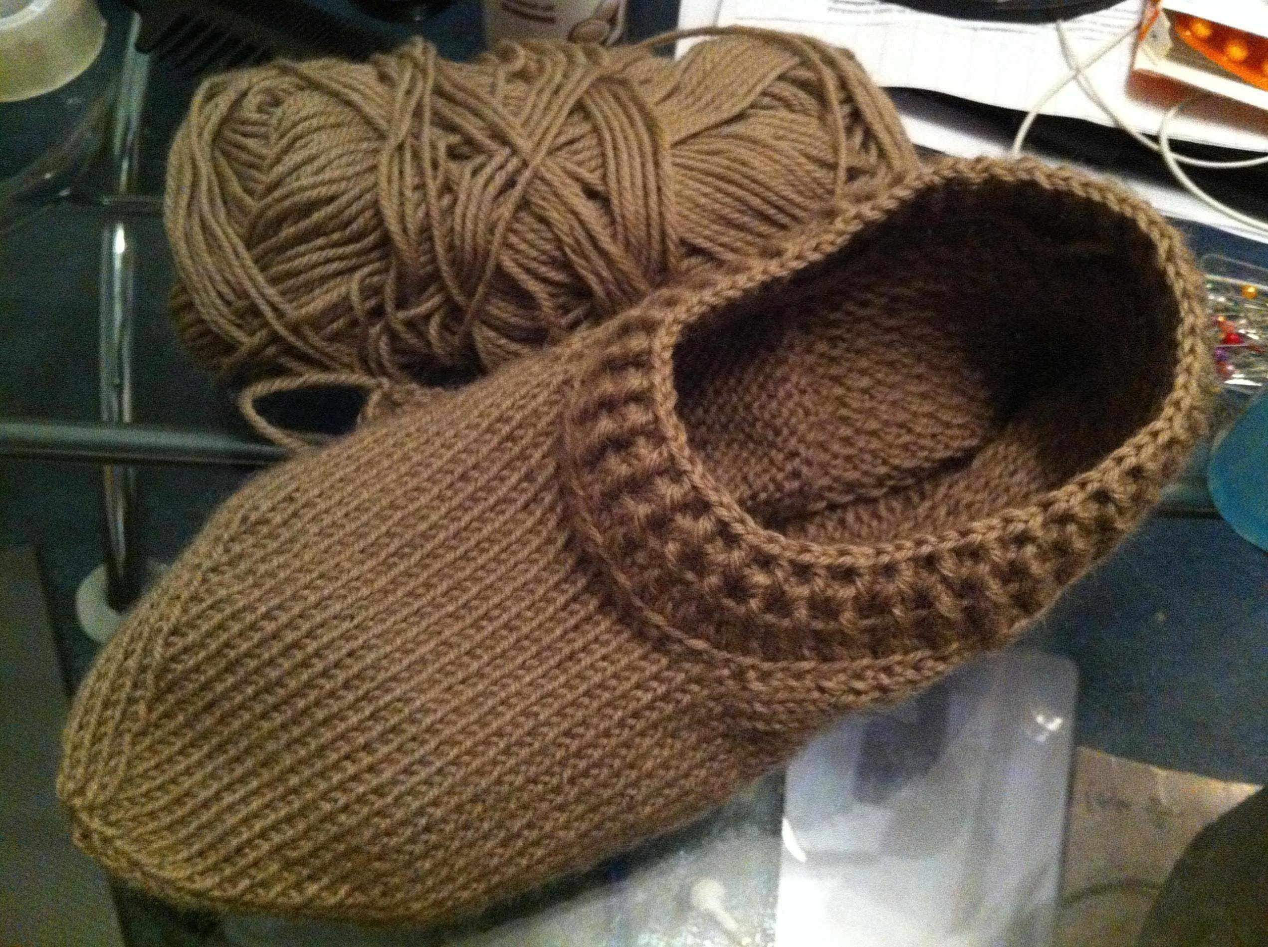схема вязание носки следы спицами прямоугольные