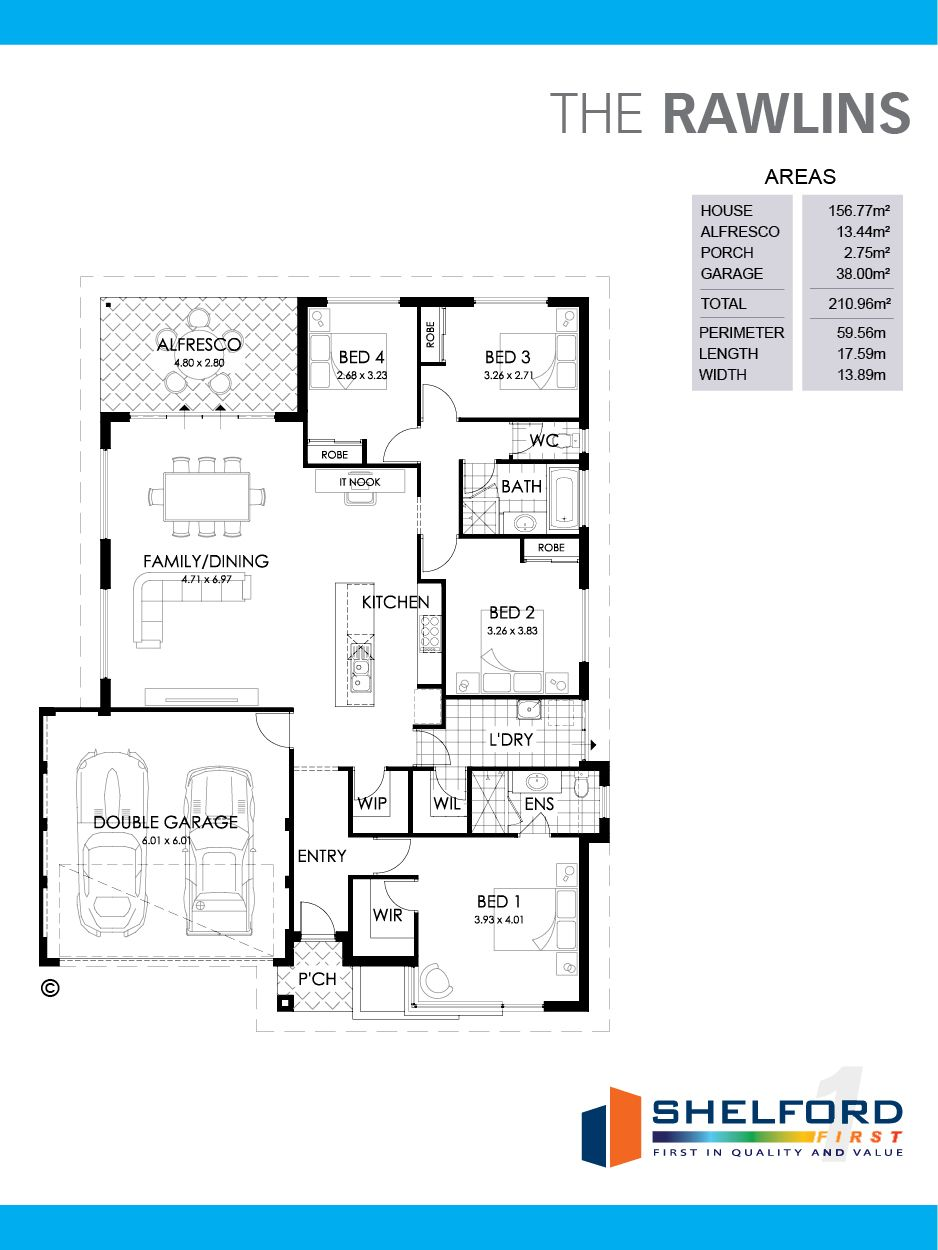 Rawlins Floorplan Shelford First Home House Plans Compact House First Home Buyer