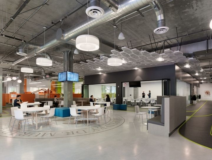 Murad Skincare Headquarters by Shubin + Donaldson Architects, El Segundo – California » Retail Design Blog