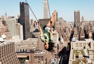 Crazy NY!