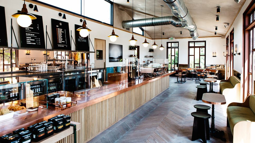 Los Angeles Coffee Shops With Free Wifi - Eater LA