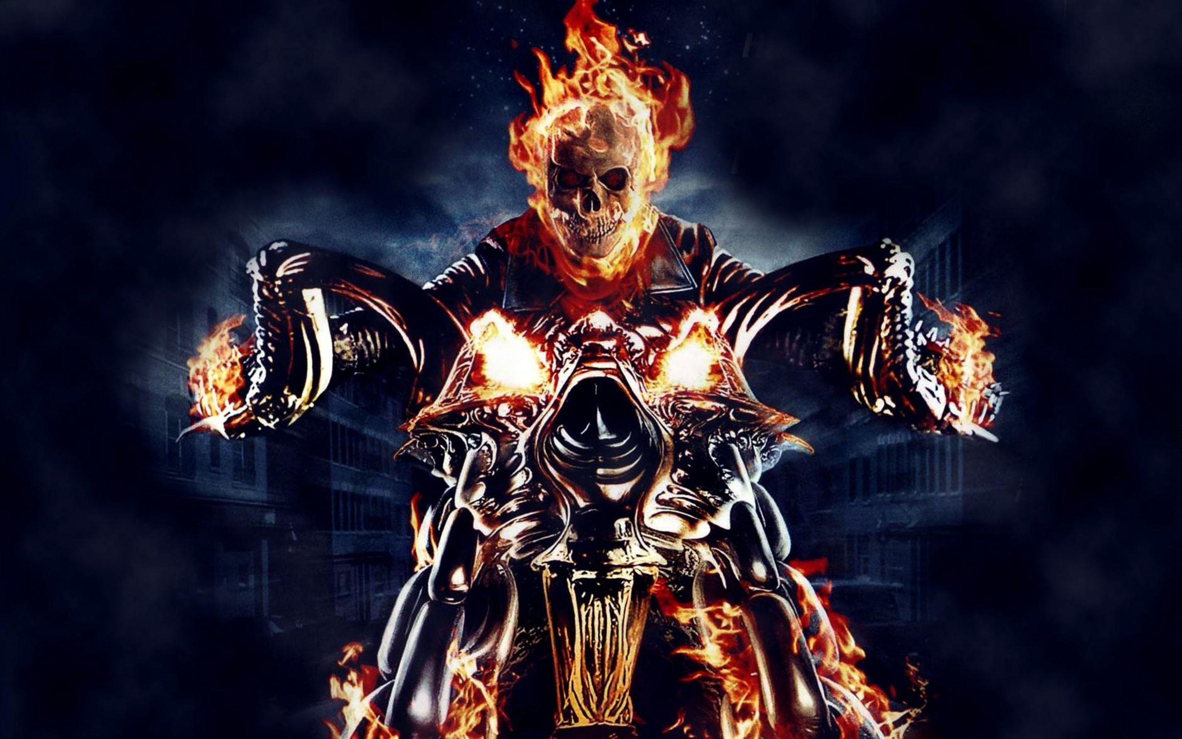 Ultra Hd 4k Ghost Rider Wallpapers Hd Desktop Backgrounds 3840x2400 Ghost Rider Wallpaper Ghost Rider Motorcycle Ghost Rider Johnny Blaze
