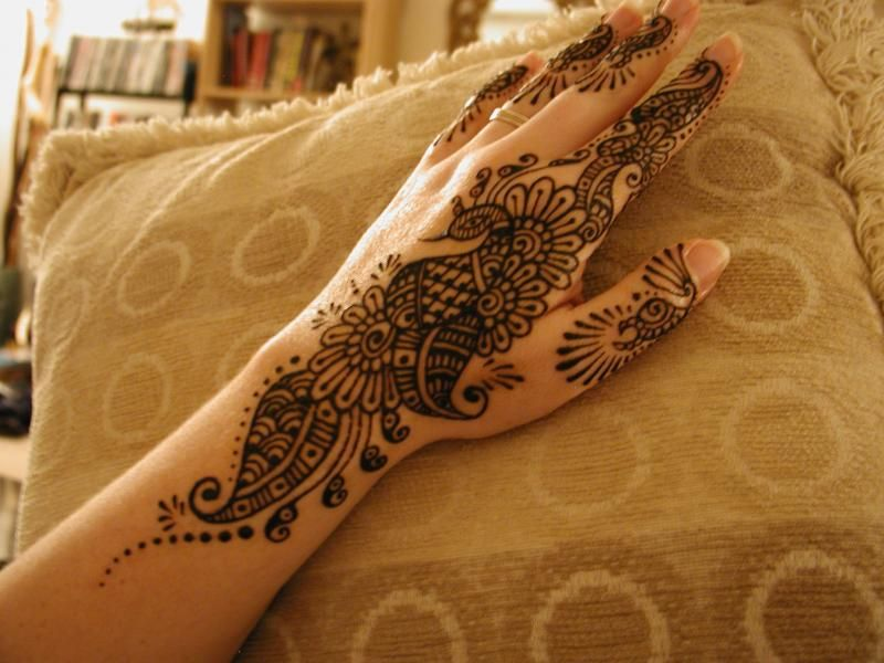 Henna Or Mehndi : Henna or mehndi is one of the oldest forms body art known to