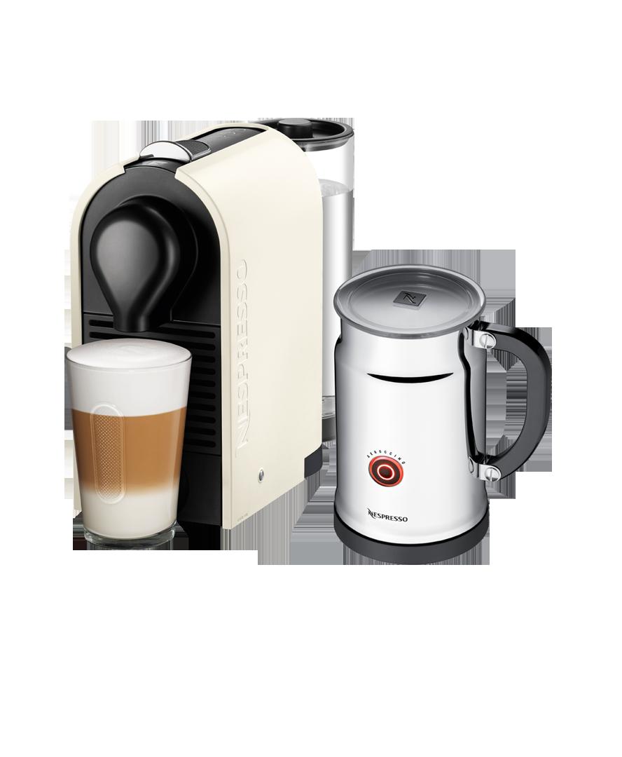 Nespresso - U Cream Bundle | Nespresso, Espresso coffee ...