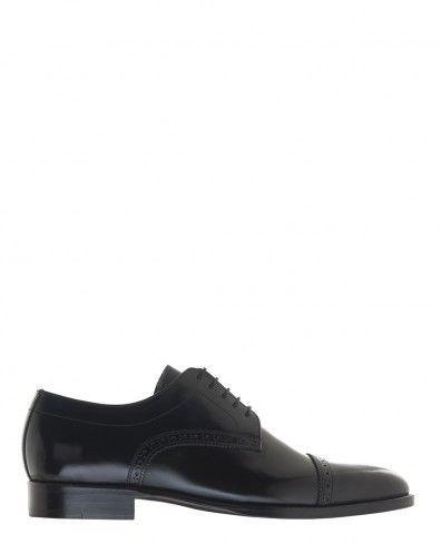 brillant Chaussures en Richelieux Homme cuir The w80POnk