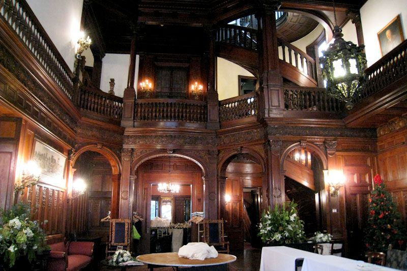 Garrett Jacobs Mansion Baltimore Md Tours Are Available