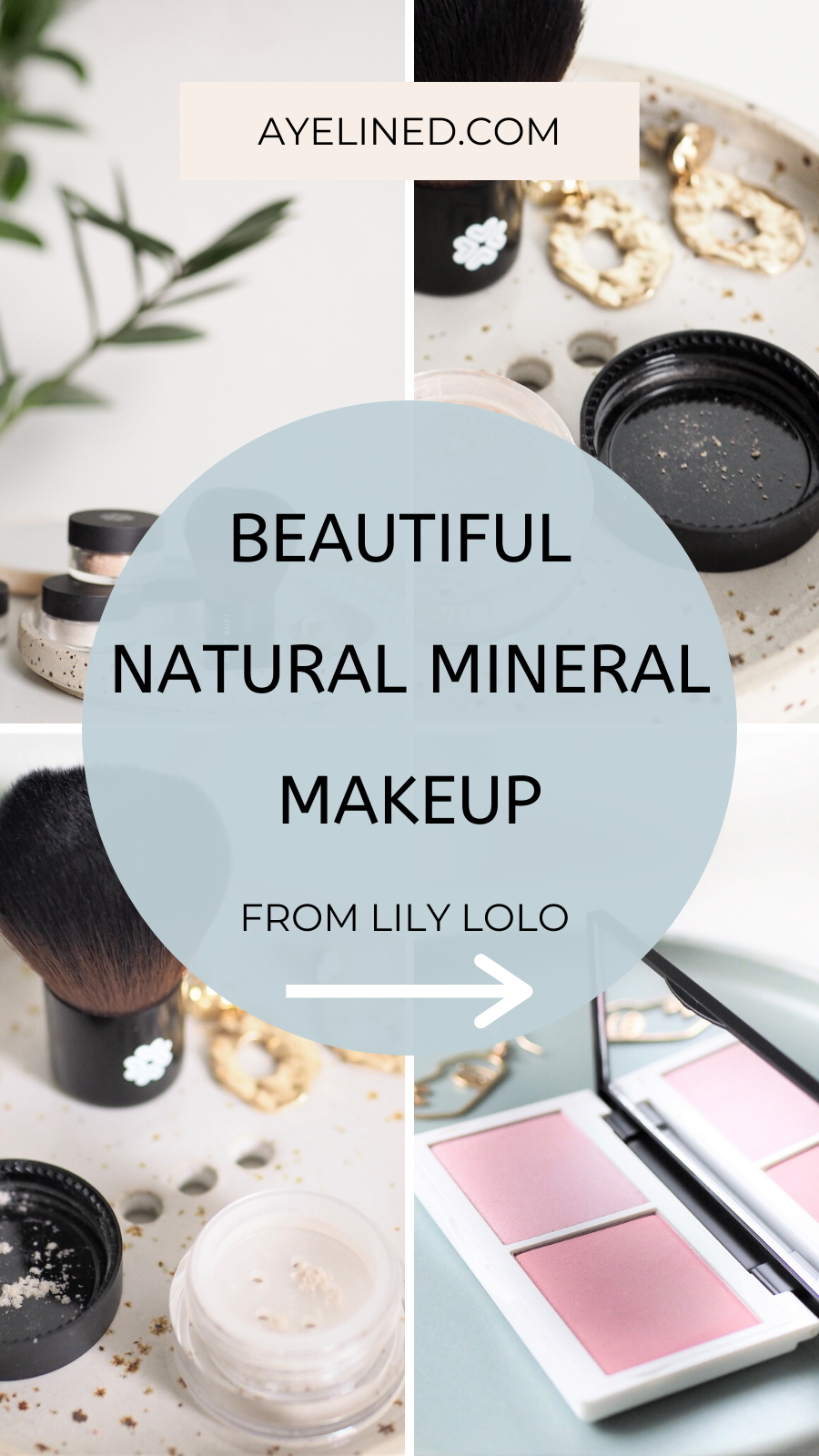 Lily Lolo Mineral Makeup Review Aye Lined UK/Scottish