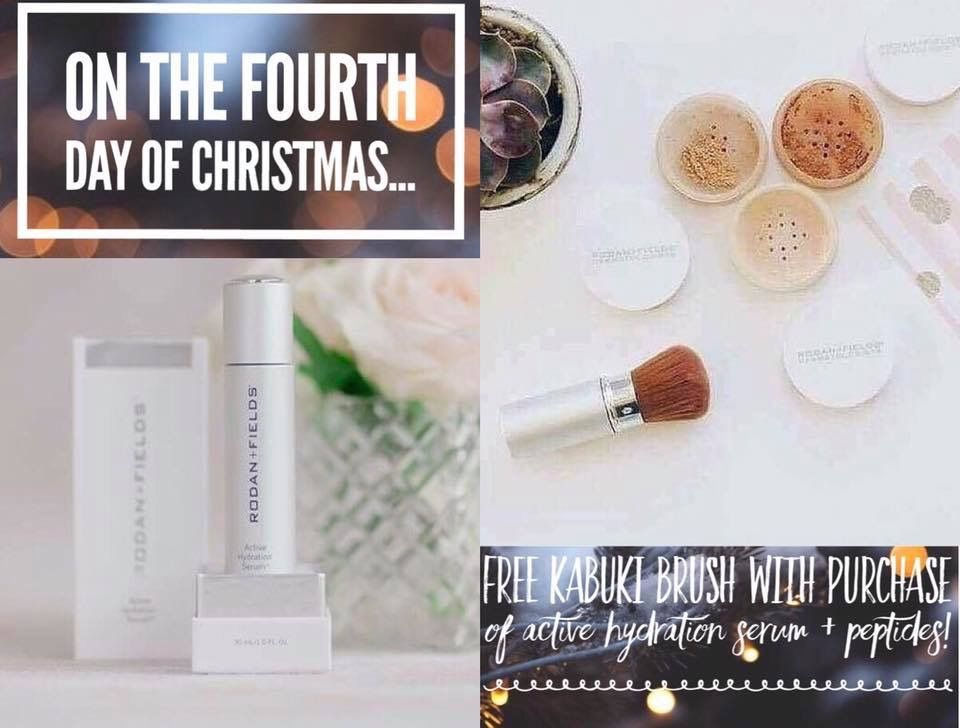 On The Fourth Day Of Christmas Rodan And Fields Rodan And Fields My Rodan And Fields Rodan
