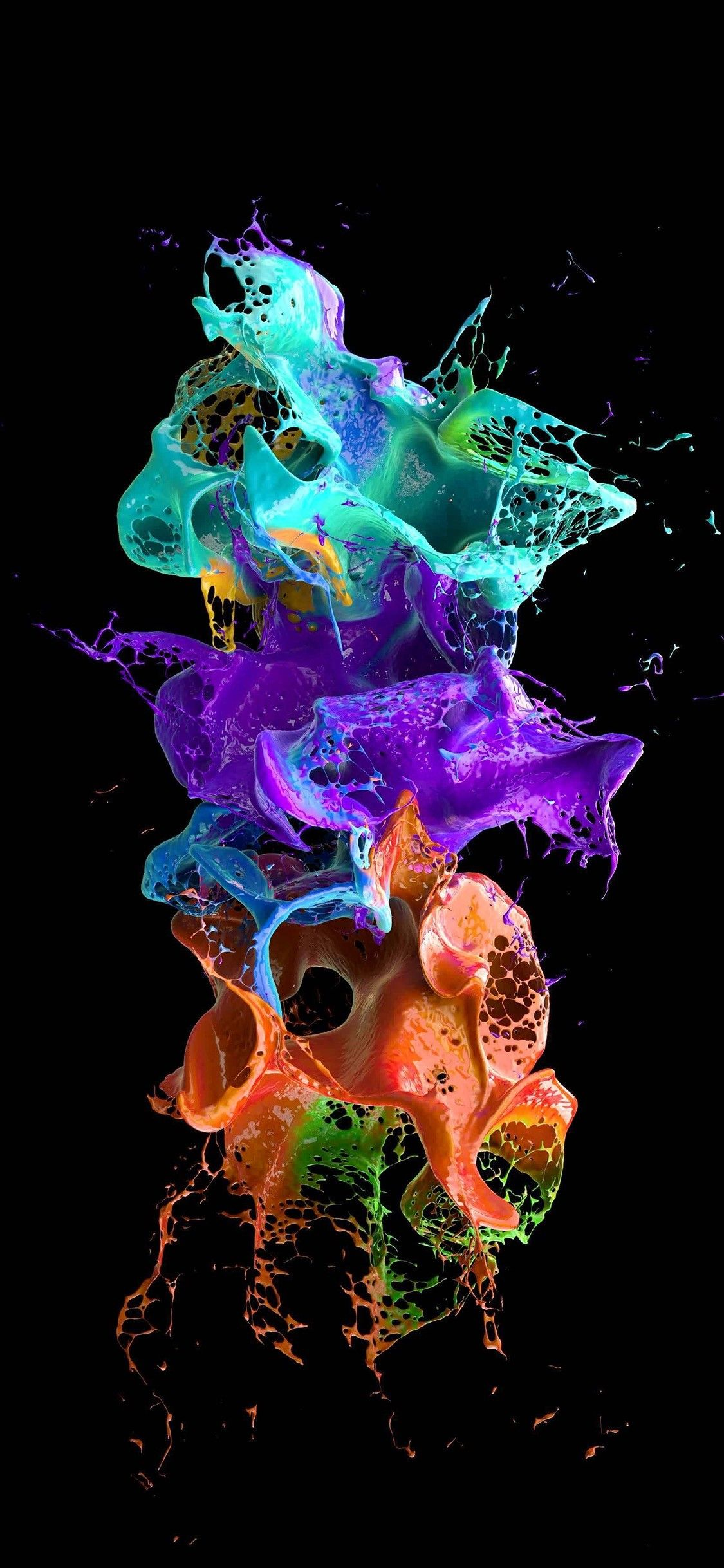 Pin By Branddirections Digital Stra On Abstract Amoled Liquid Gradient Iphone Wallpaper Video Live Wallpaper Iphone Iphone Background Wallpaper