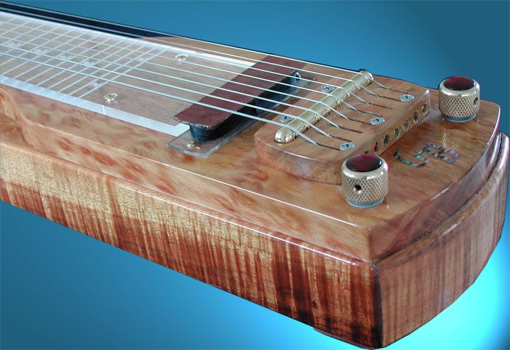 First Build Lap Steel With Images Lap Steel Guitar Lap Steel