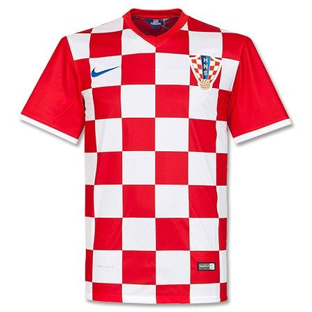 Camiseta de Croacia 2014-2015 Local  4fcd0519f17c6