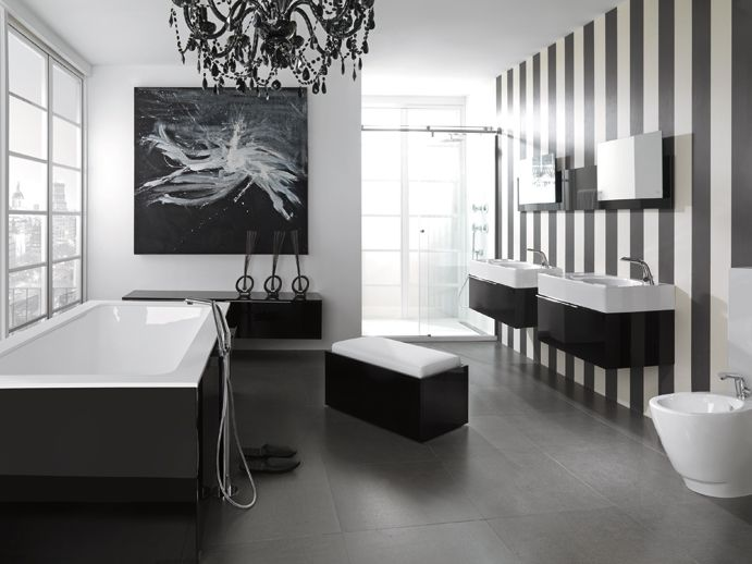 Porcelanosa Bathroom From Garfield Tile Outlet New Jersey