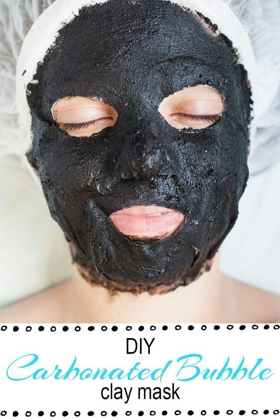 how often to use bubble clay mask