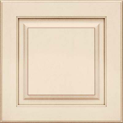 Best Kraftmaid 15X15 In Cabinet Door Sample In Piermont Maple 640 x 480