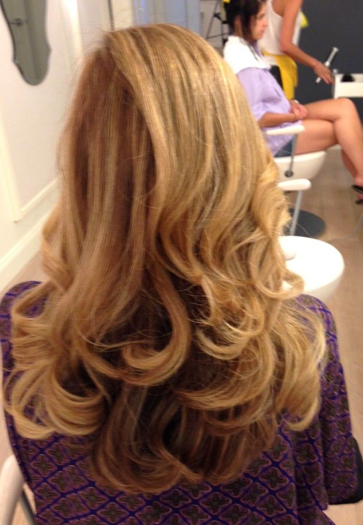 The Perfect Blow Out At Dry Bar New Location In Roslyn Long Island