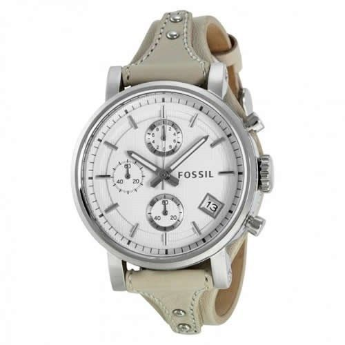 NEW Fossil Original Boyfriend Ladies Chronograph Watch  ES3811
