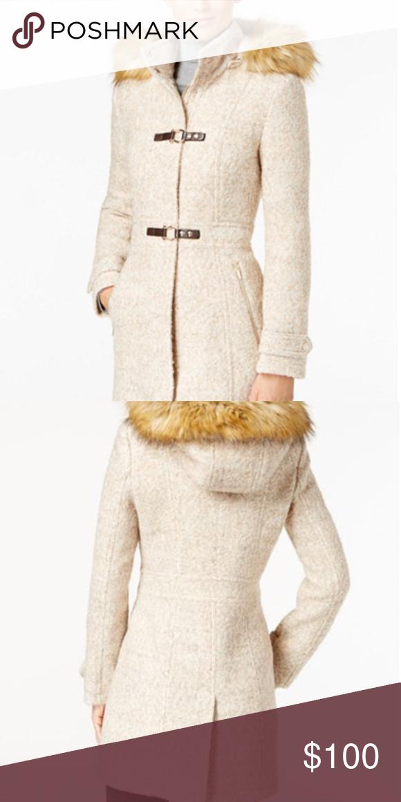 66861f886e5b Ivanka Trump Coat Almost new coat. Only worn once. Ivanka Trump Jackets    Coats