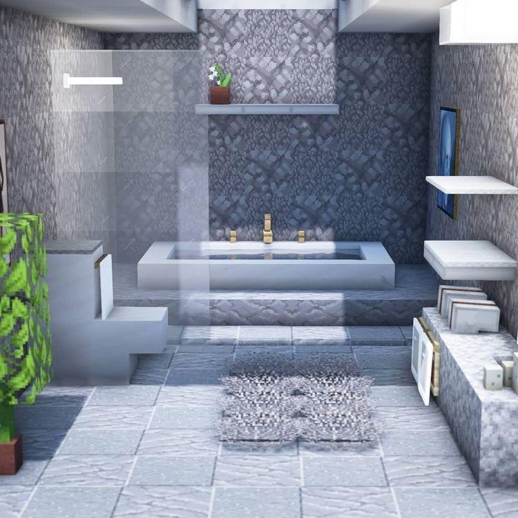 Pin By Josefine Henning On Minecraft Ideas In 2020 Minecraft Modern Minecraft Interior Design Minecraft Mansion