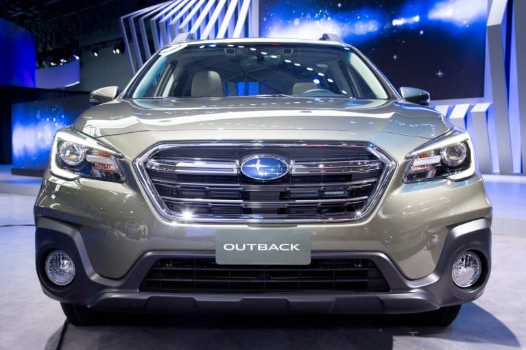 Subaru Outback Starts At Auto Used Engines - Invoice price subaru outback 2018