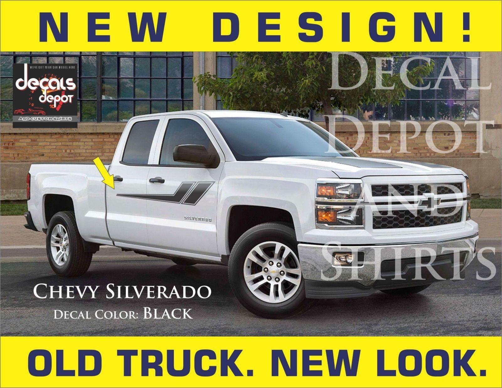 2 trd off road toyota tacoma tundra pair decals sticker truck door side vinyl ebay