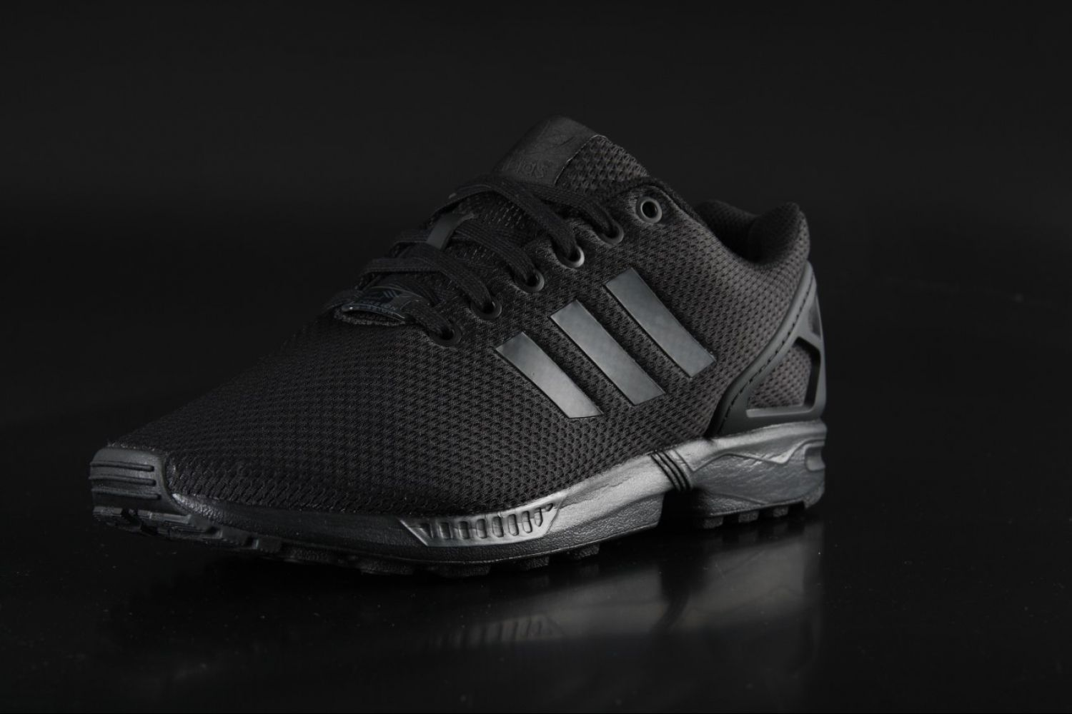 best sneakers 2672a 676ab Adidas - Adidas ZX Flux Core Black Dark Grey Sneakers AF6404 ...