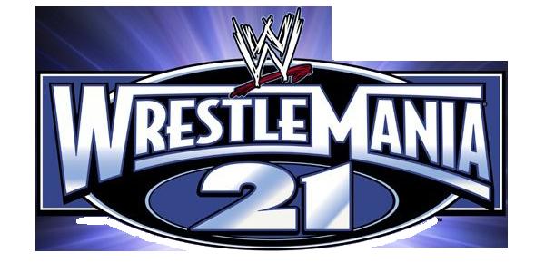 Pin By Alex Brathwaite On Wwe Logos Wrestlemania 21 Wrestlemania Wwe Logo