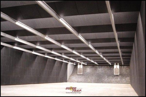Plans for home indoor shooting range - House design plans
