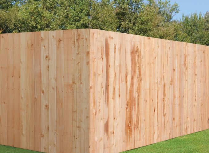 Need Ideas For A Wood Fence Check Out Our Beautiful Gallery Of Wood Fence Ideas And Designs Including Privacy Building A Fence Outdoor Essentials Cedar Fence