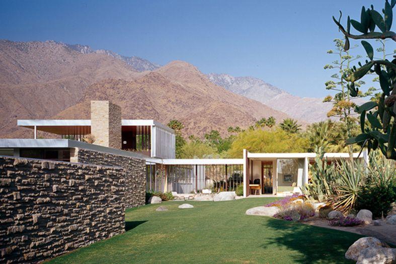 Casa Kaufmann Richard Neutra 1947 Palm Springs CA