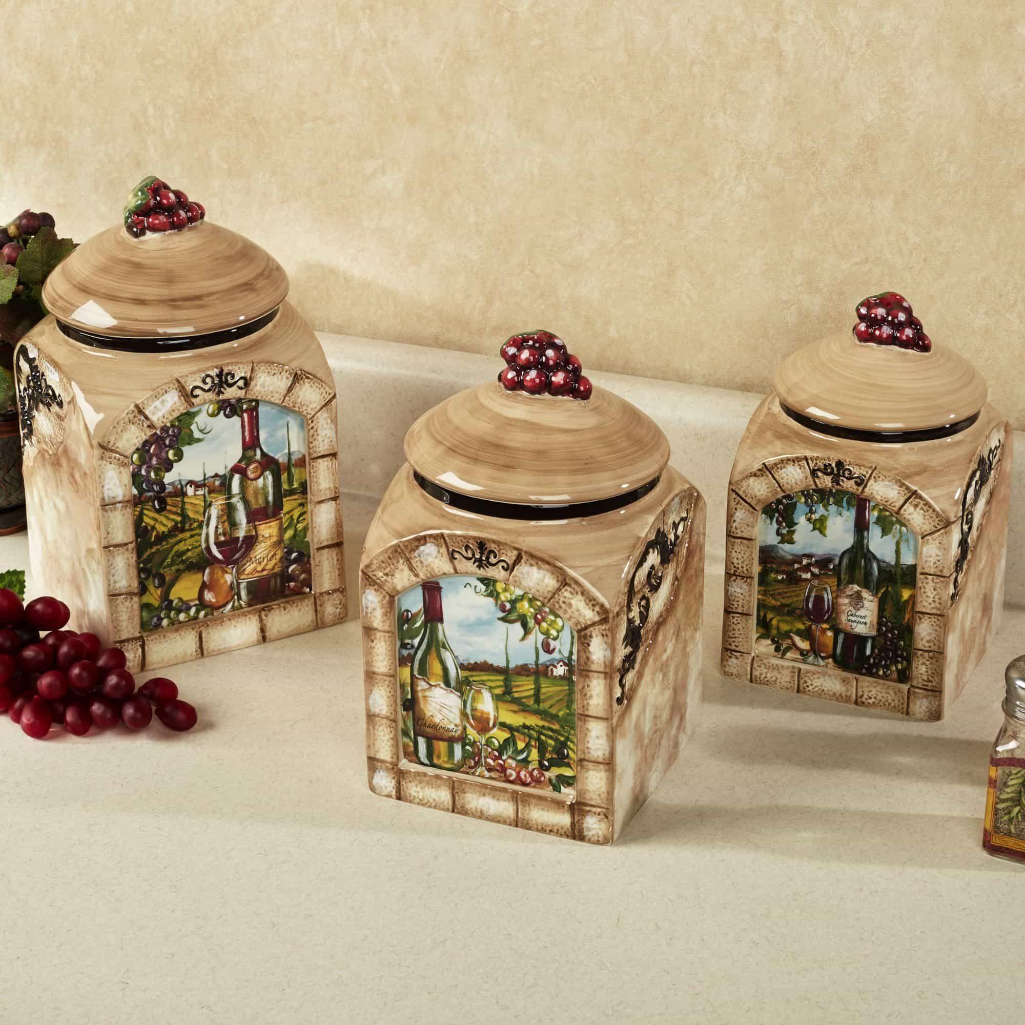 Keramik Küchen Kanister Für Die Perfekte Add Ons Keramik-Behälter ...