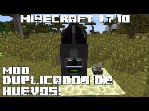 How To Craft A Replicator Minecraft