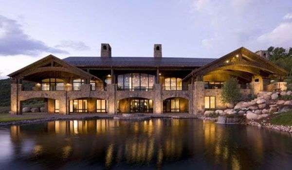 Hala Ranch Aspen Hogares De Ensue 241 O Pinterest More