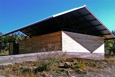 Mell Lawrence Architects- Barn