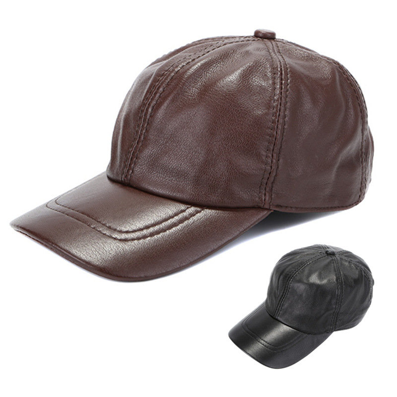 4b86ed72585a03 genuine-leather-hat ONLY FOR YOU 9681 - NEWCHIC Mobile | Ideas in ...
