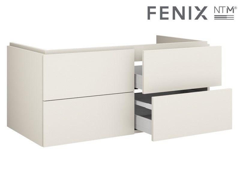 Unterschrank In Fenix Fur V Boch Legato 130 X 50 Cm Unterschrank Schubladen Waschtisch