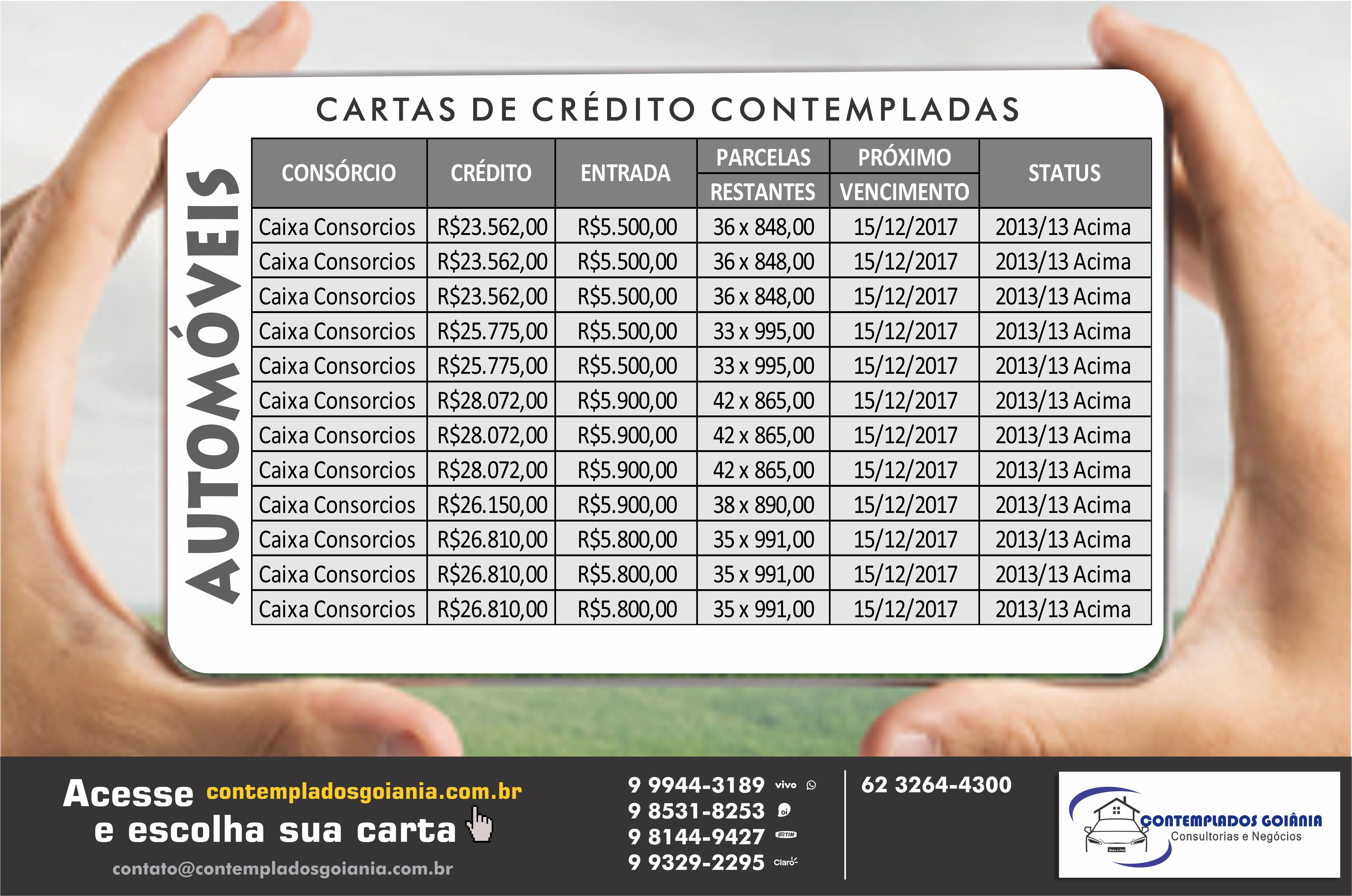 Carta De Credito R 20 720 00 Data De Vencimento 25 12 2017