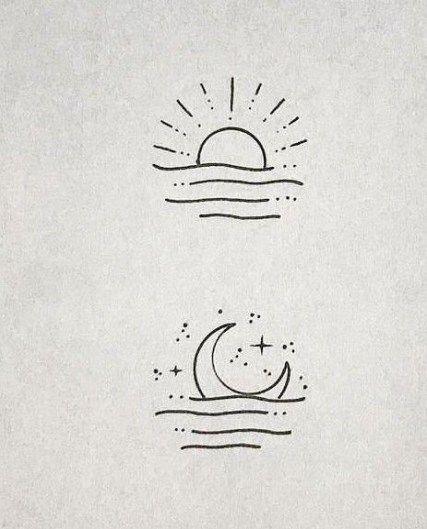 18+ trendy tattoo tiny symbol sun #tattoo