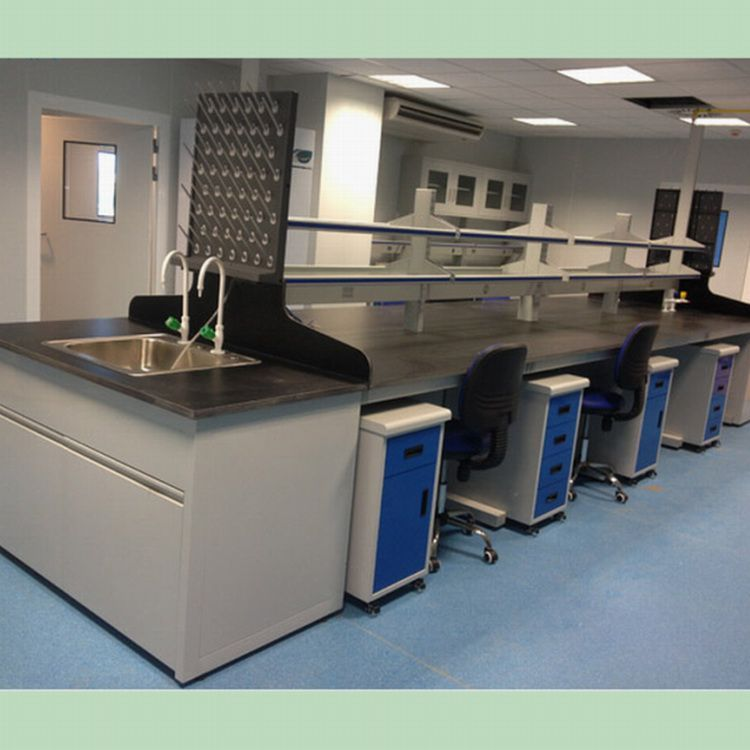 Lab Casework   Stainless Steel Lab Bench/Table   Science Lab Tables    School Laboratory