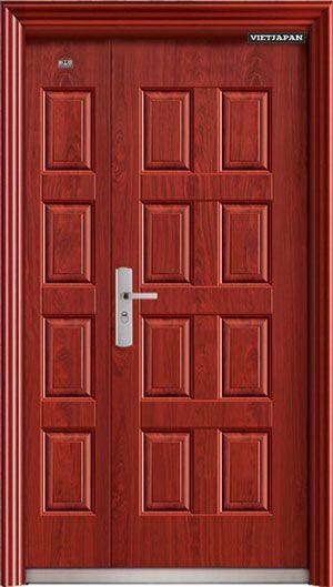 162 inch edis wooden steel door – Cửa thép van gỗ edis 162 1 …