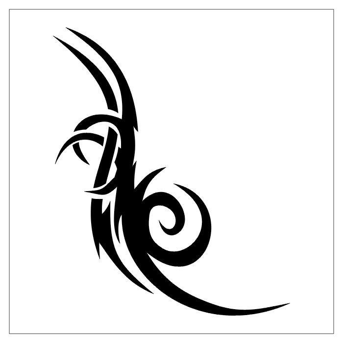 Tattoo Design 11 Moon Tattoo Design Art Flash Pictures Images Gallery Symbols Tattoo Design Tribal Tattoos Simple Tribal Tattoos Tribal Tattoo Designs