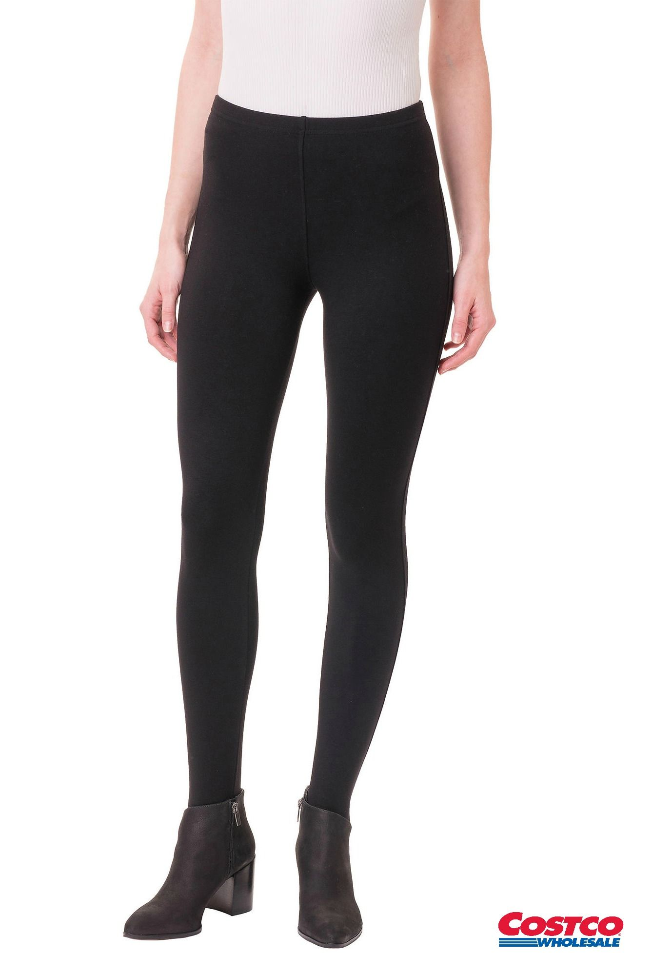 84a283af16b Kirkland Signature Ladies' Legging | Top Pinned | Costco, Black ...