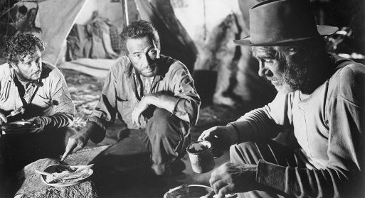 City Lights series. The Treasure of the Sierra Madre playing 9/15 at 3 pm