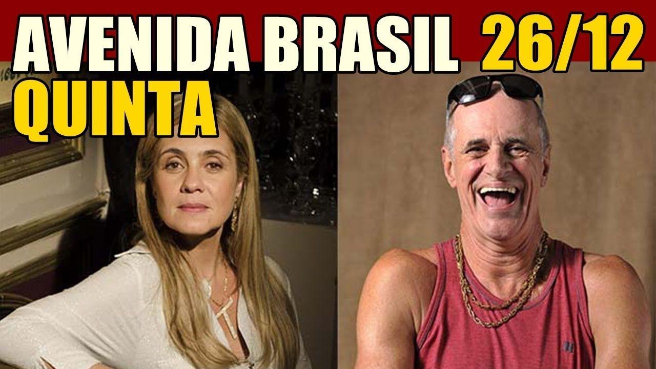 Avenida Brasil Hoje Quinta Feira 26 De Dezembro Capitulo 61