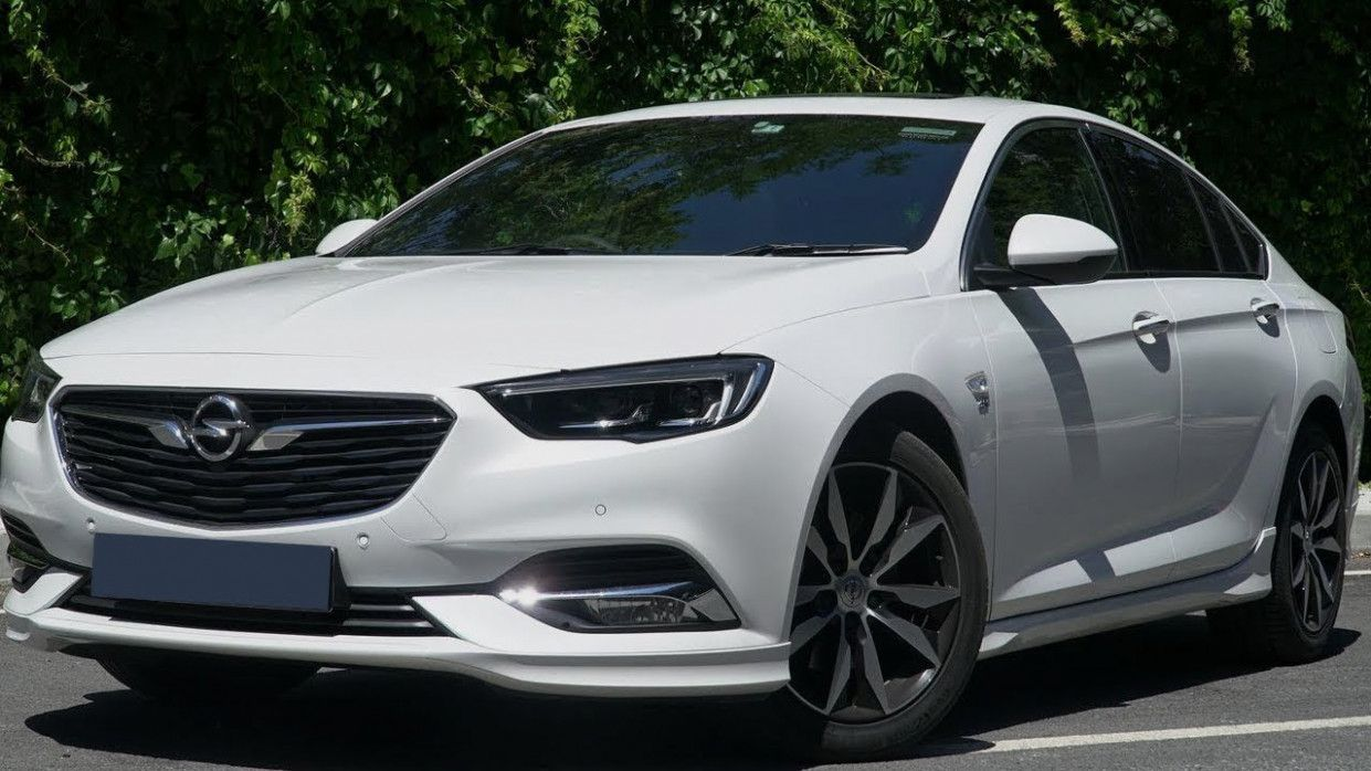 Ten Ways Nouvelle Opel Insignia 2020 Can Improve Your Business Opel Automotive Detailing Insignia