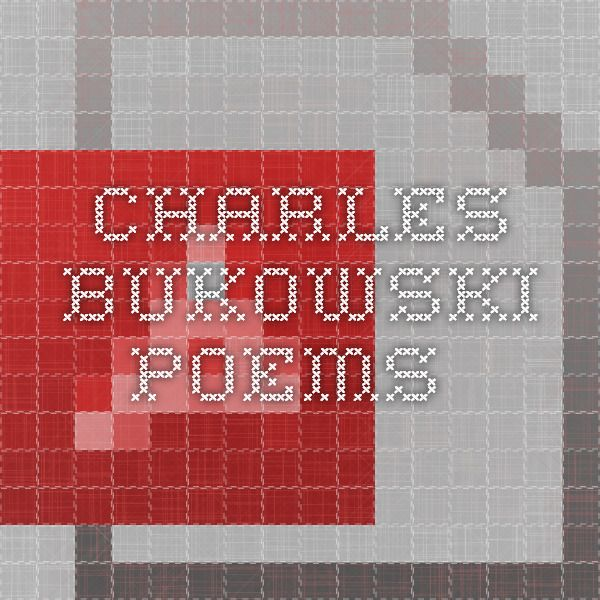 South Of No North By Charles Bukowski | Download [Pdf