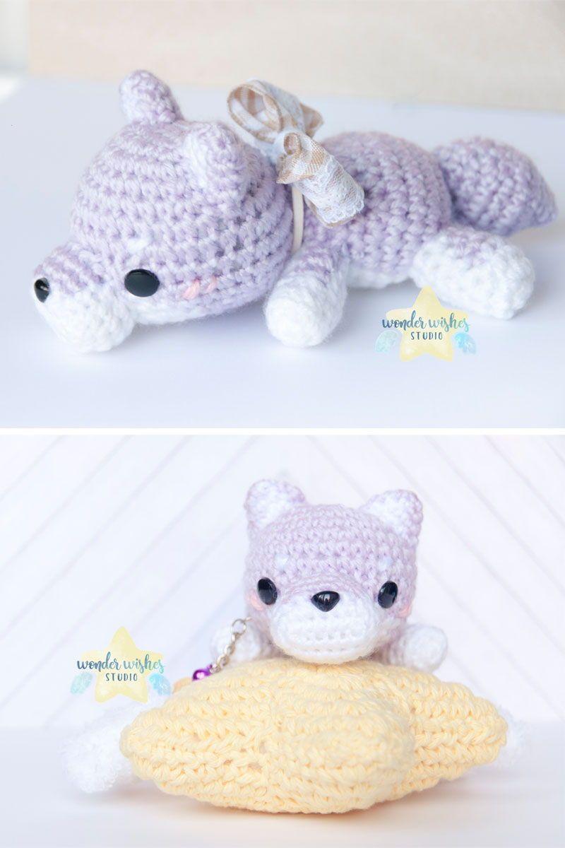 AmiDogs Jack Russell Terrier amigurumi crochet pattern ... | 1200x800