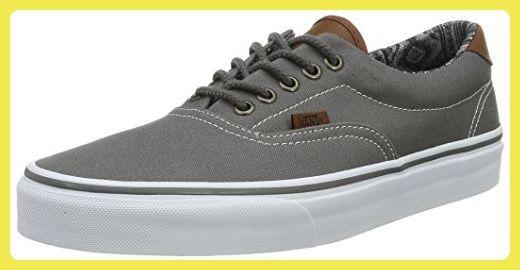 Vans Jungen UY Era 59 Sneakers, Blau (C&l), 34 EU