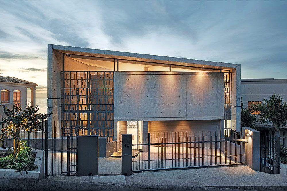 Casa ciudad del cabo arquitectura arquitectura for Casa moderna hormigon
