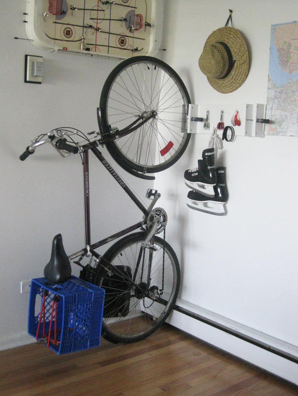 Bike Storage And Skate!