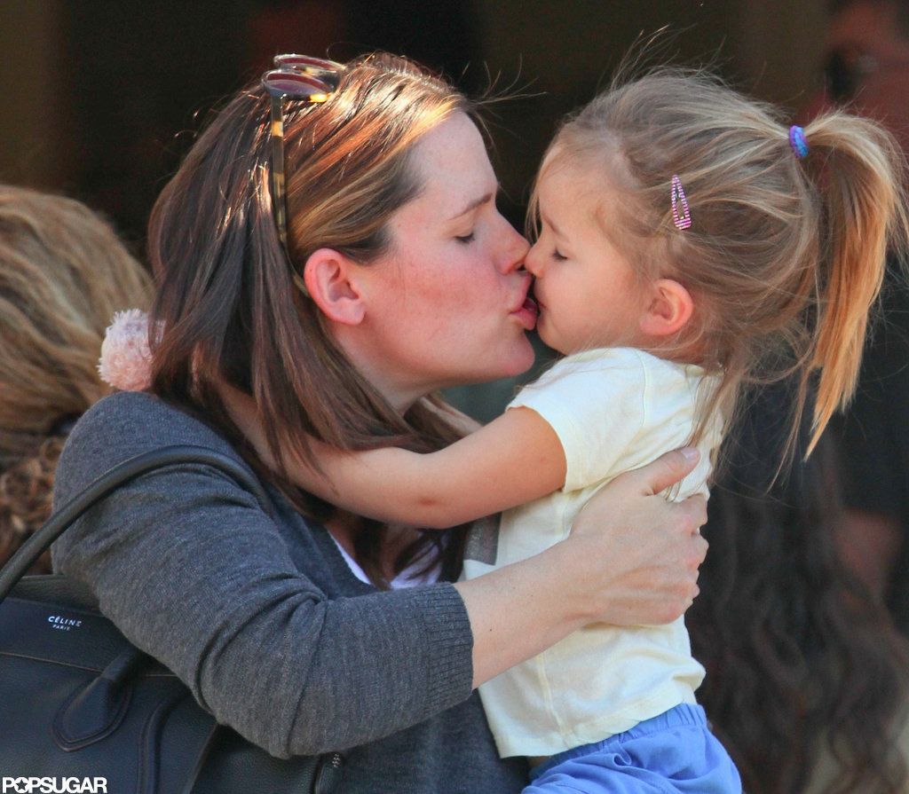 Happy Birthday, Jennifer Garner — See the Sweetest Garner-Affleck ...